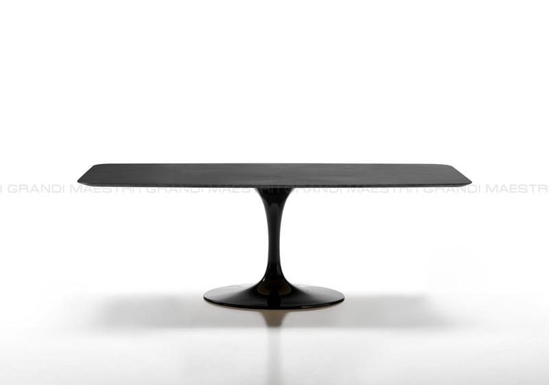 Tavolo saarinen tulip le corbusier mies sedie i grandi - I grandi maestri del design ...