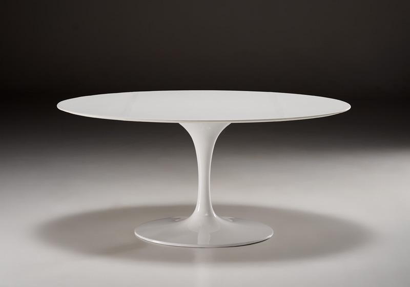 I Grandi Maestri Del Design La Spezia.Tavoli Tulip Saarinen Laminato I Grandi Maestri