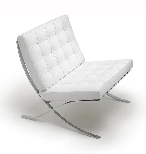 Poltrona barcelona chair mies van der rohe for Poltrona mies