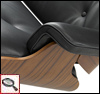 Fauteuil Eames Lounge Chair