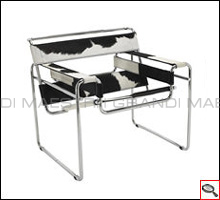 fauteuil wassily siege marcel breuer chaise. Black Bedroom Furniture Sets. Home Design Ideas