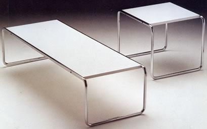 Tavolino laccio table breuer - I grandi maestri del design ...