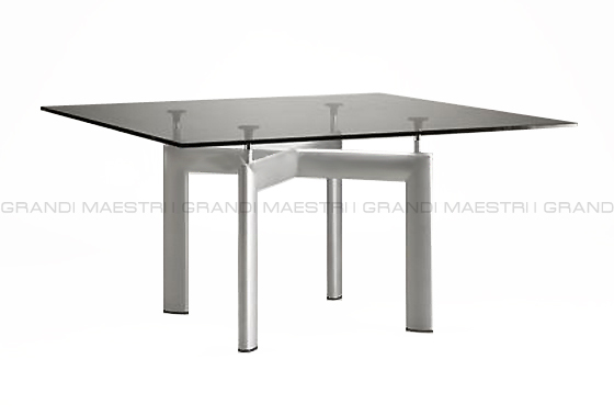 Tavolo lc10 table le corbusier - Tavolo cristallo le corbusier ...