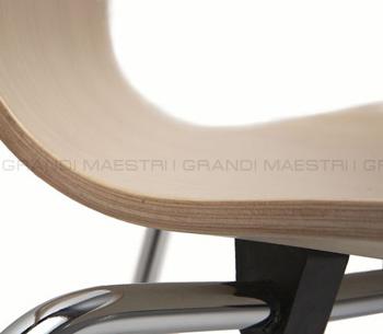 Sedia seven arne jacobsen jacobsen seven chairs - I grandi maestri del design ...