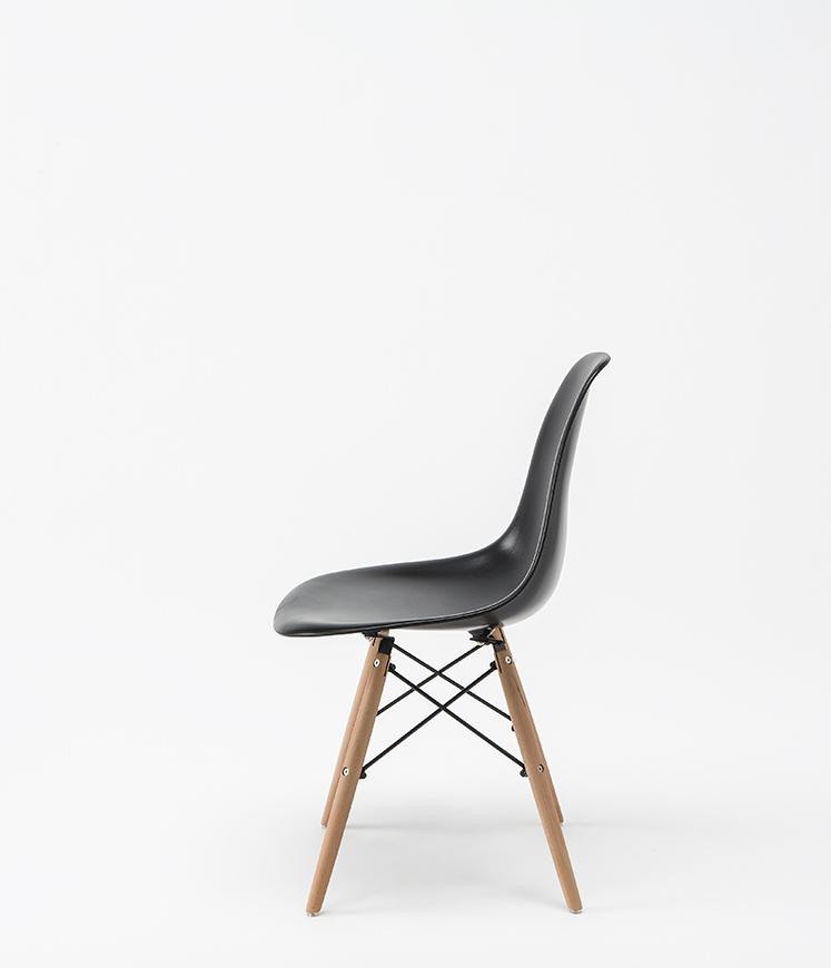 Sedia dsw chairs poltrona eames i grandi maestri - I grandi maestri del design ...