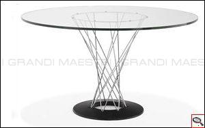 Isamu noguchi tavolo basket table - I grandi maestri del design ...